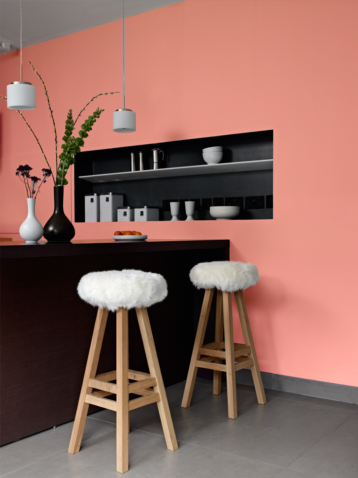 For immediate release dulux announces top colour picks - Couleur peinture cuisine moderne ...