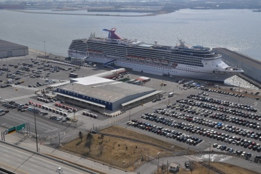 Baltimore More Than 240000 Cruise Passengers In 2012