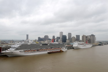 Cruise Cargo Operations Indiana New Orleans San Diego - New orleans cruise ship terminal