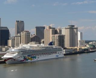 Vessel Calls Jacksonville New Orleans SeptÎles - Cruise port new orleans