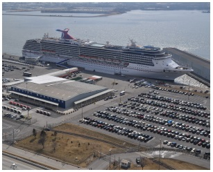 Cruise Baltimore Metro Vancouver San Juan - Parking at baltimore cruise ship terminal