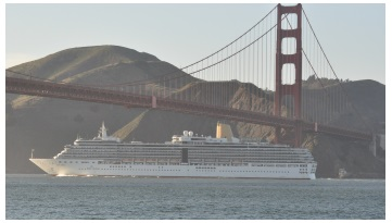 Cruise New Orleans San Francisco - Cruise ships from san francisco
