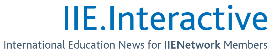 IIE. Interactive Newsletter