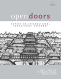 Pre-Order the Open Doors 2012 Report