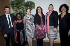 Policy seminar participants