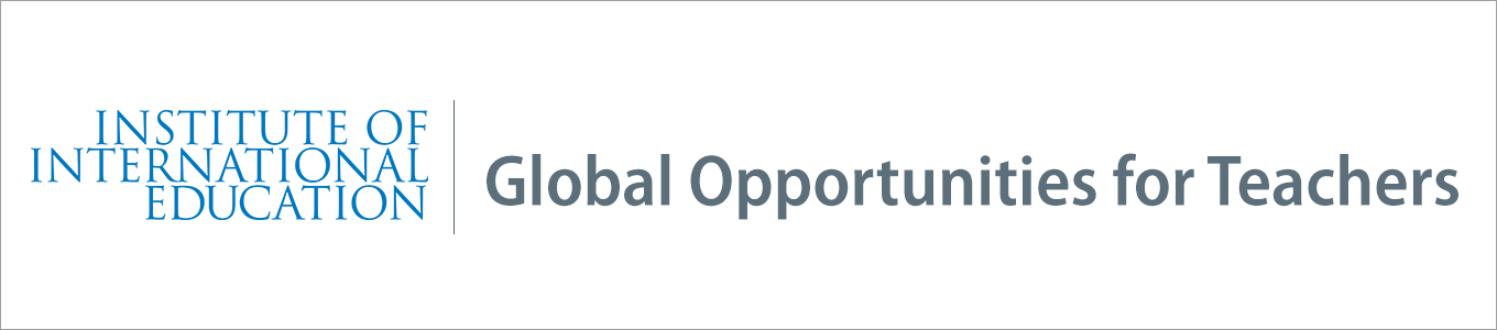 IIE. Global Opportunities for Teachers