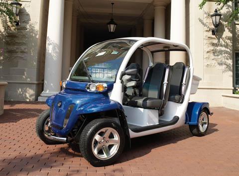 Chrysler Sells Global Electric Motorcars Unit To Polaris