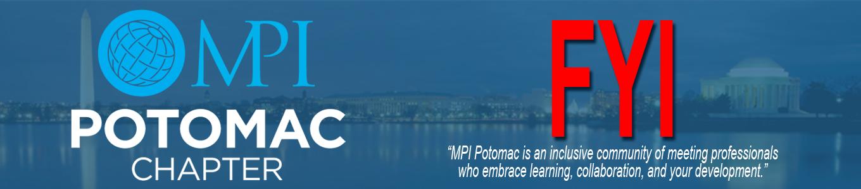 MPI Potomac FYI