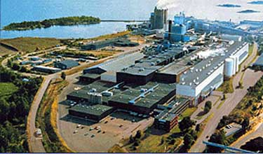 Stora Enso Invests EUR 16 Million in Skoghall Mill Emission Plant on