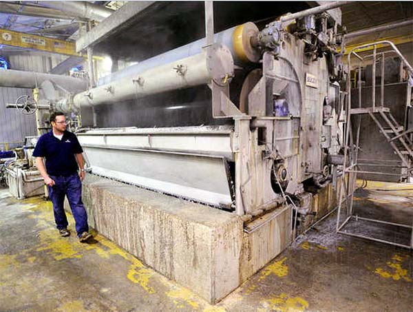 Cascades to Close Recycled Pulp Mill in Maine