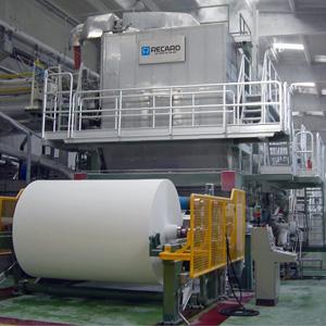 Recard to Rebuild Drenik Tissue Machine in Serbia