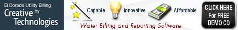El Dorado Utility Billing by Creative Technologies
