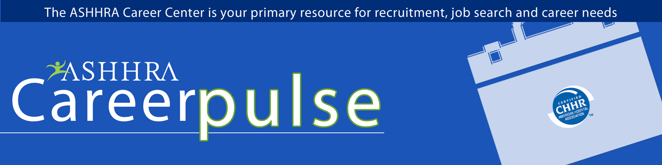 ASHHRA Career Pulse