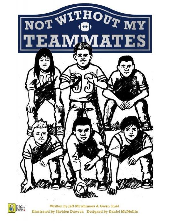 Not Without My Teammates cover