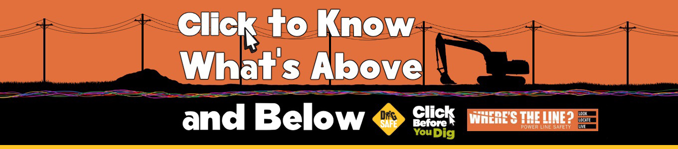 Click to Know What's Above and Below