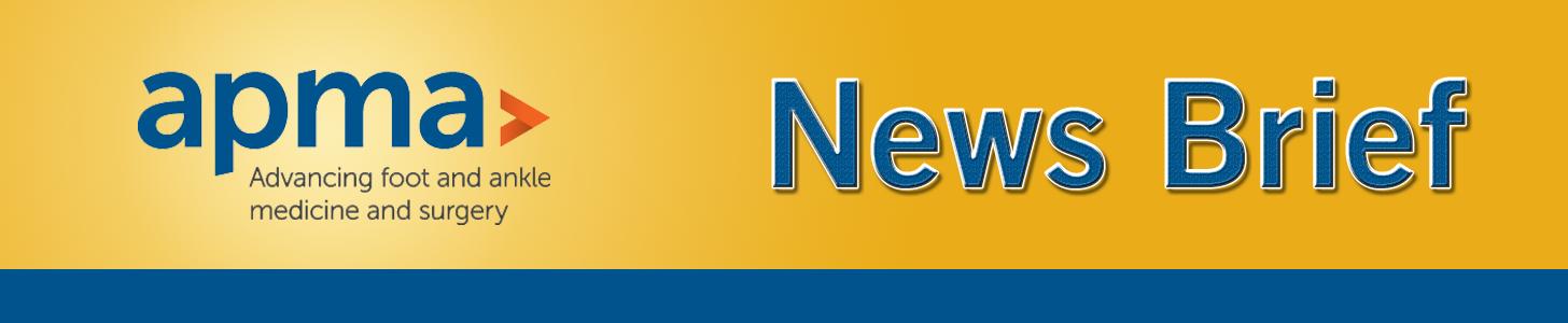 APMA News Brief