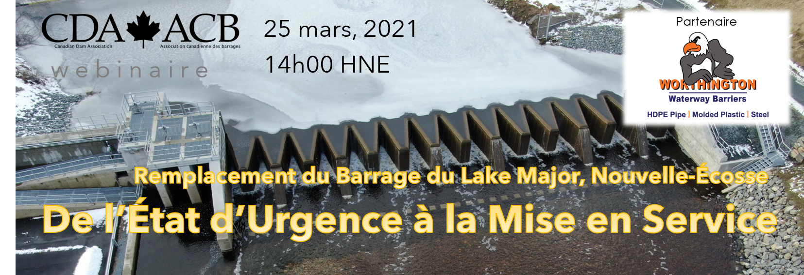 Major Dam FR 2021