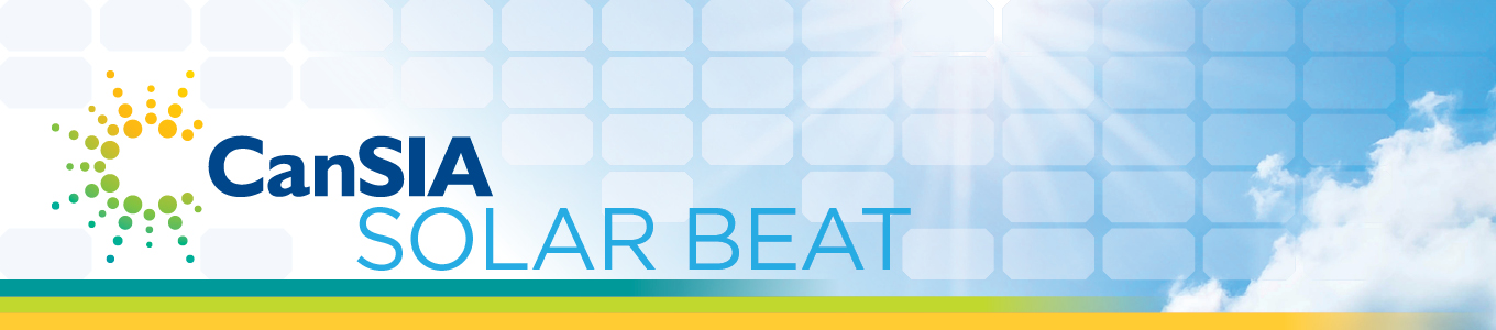 CanSIA Solar Beat