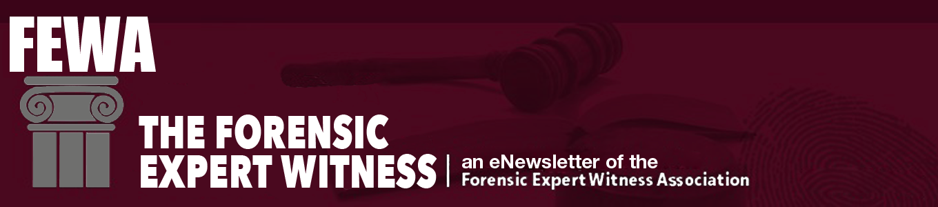 The Forensic Expert Witness