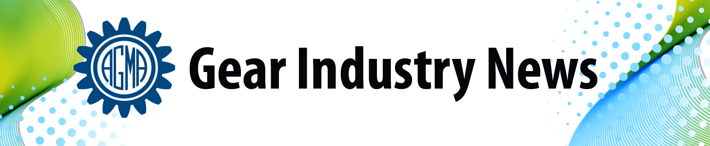 AGMA Gear Industry News