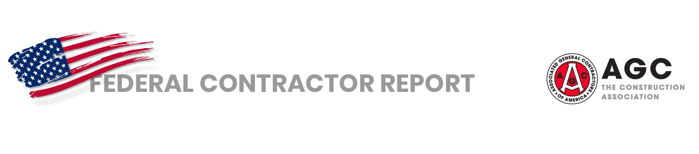 Federal Contractor Report