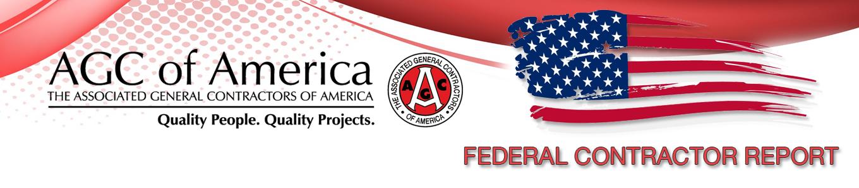 Federal Contractor Report