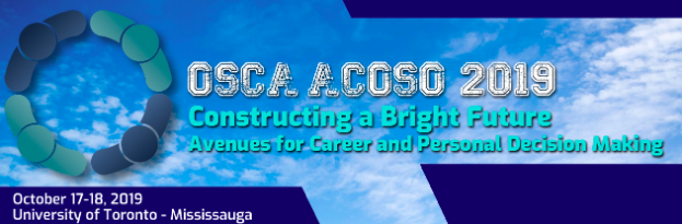 OSCA/ACOSO Conference - October 17 - 18, 2019 Call for Proposals